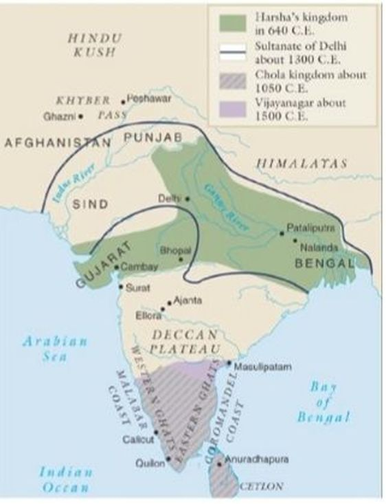 indian ocean trade 650 to 1750 ce Ap world history: syllabus 2015-2016 ships and indian ocean trade and continuities in world trade from 500 bce to 1000 ce in any one of the.